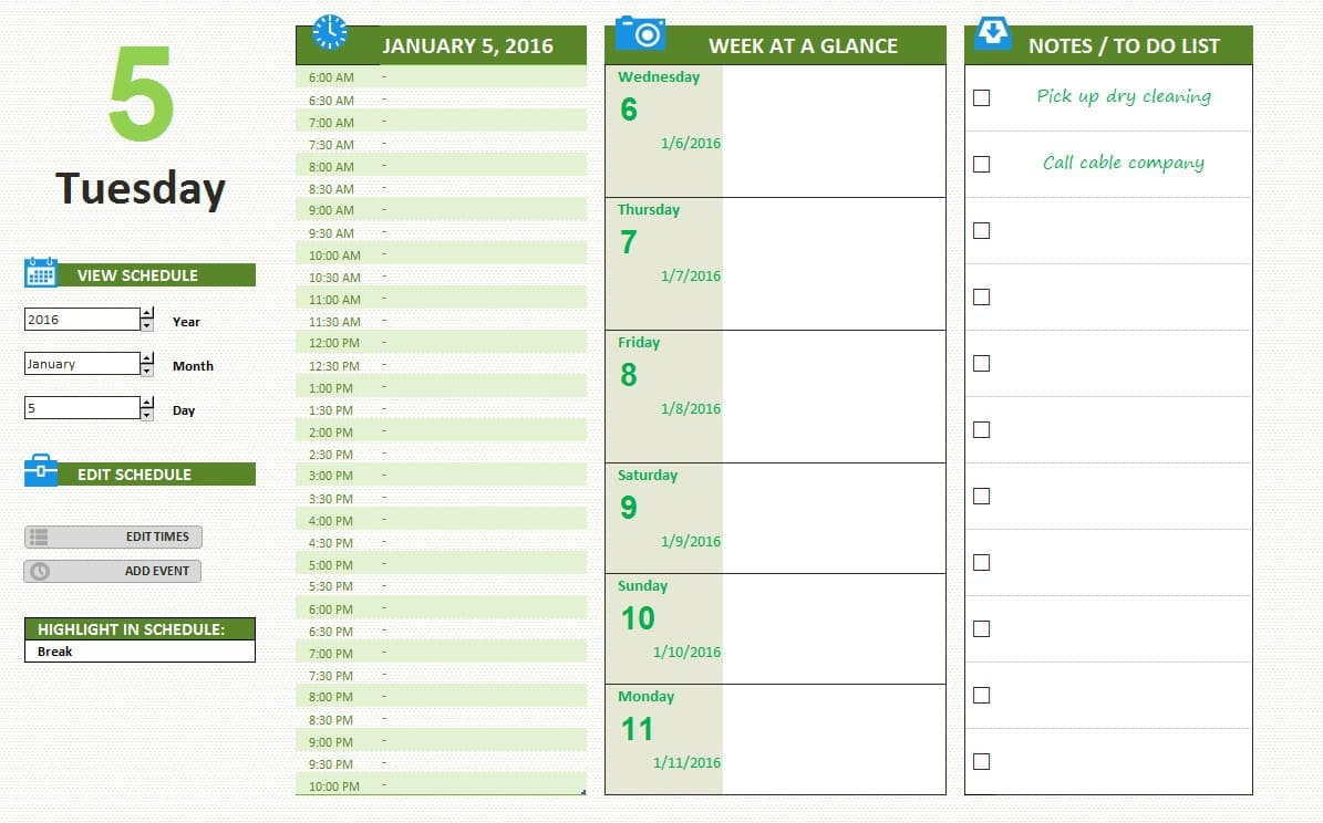 Daily work log template word excel pdf formats for Daily work record template