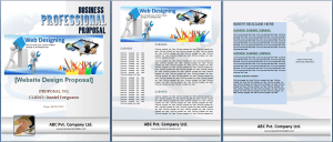 Website Proposal Templates