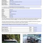 5 Free Boat Bill Of Sale Form Templates
