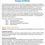 Free  Scope of Work Templates