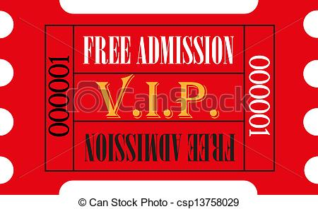 admission ticket template  3