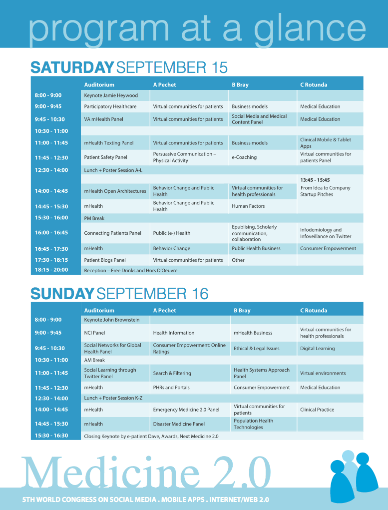 conference program template 1