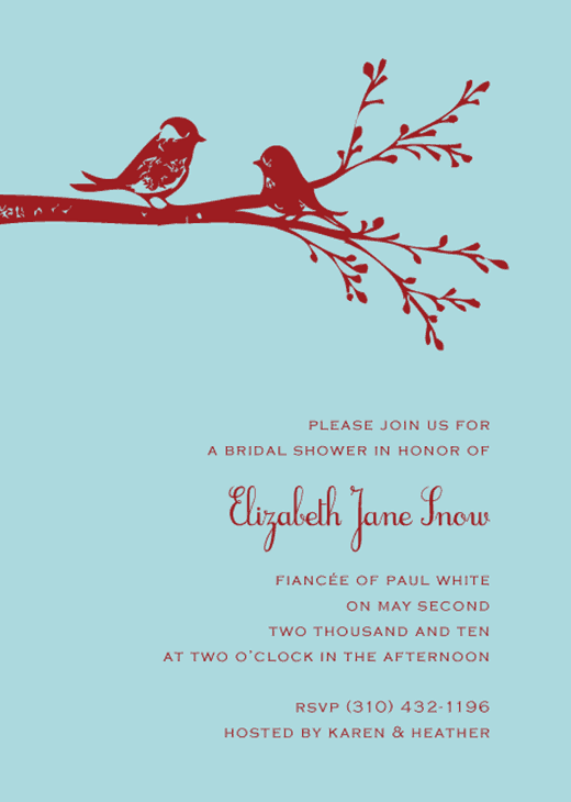 6 Free Printable Invitations Templates